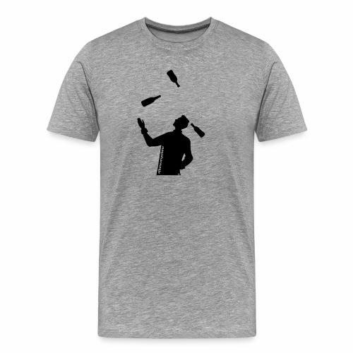 Flairbartender - Männer Premium T-Shirt