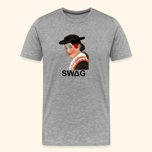 Tiroler Swag - Männer Premium T-Shirt