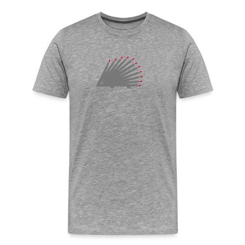 Hedgehog - Men's Premium T-Shirt