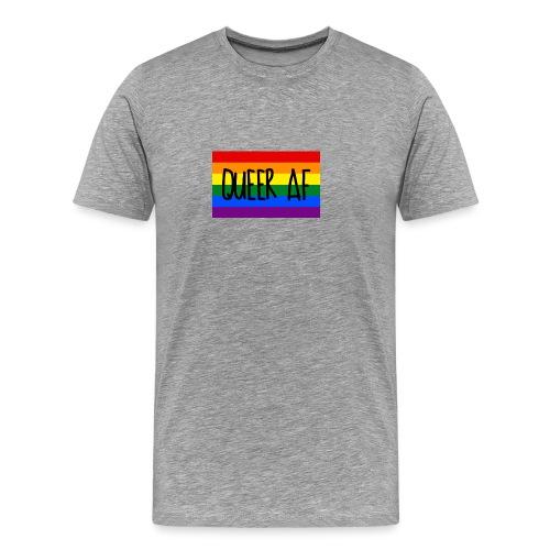 queer af - Männer Premium T-Shirt