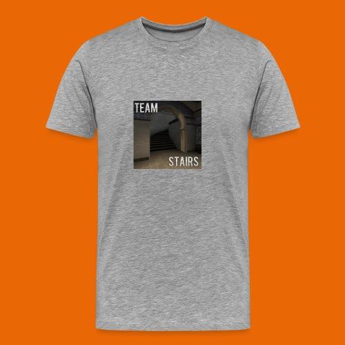 Team Stairs - Men's Premium T-Shirt