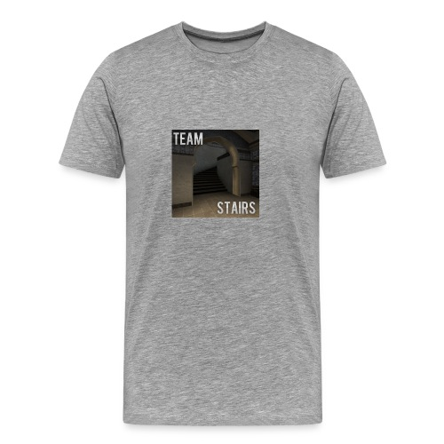 Team Stairs - Men's Premium T-Shirt