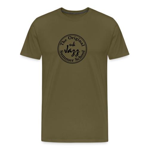 Spread Shirt Logo Badge - Men's Premium T-Shirt