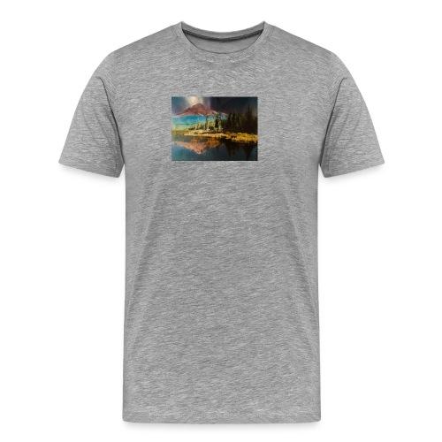 Natur Etwas für jeden Tag - Männer Premium T-Shirt