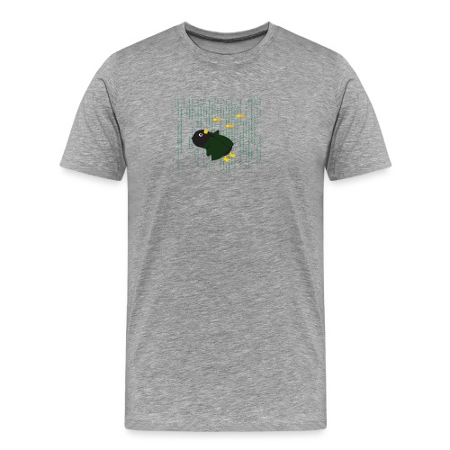 Pingouin Bullet Time - T-shirt Premium Homme