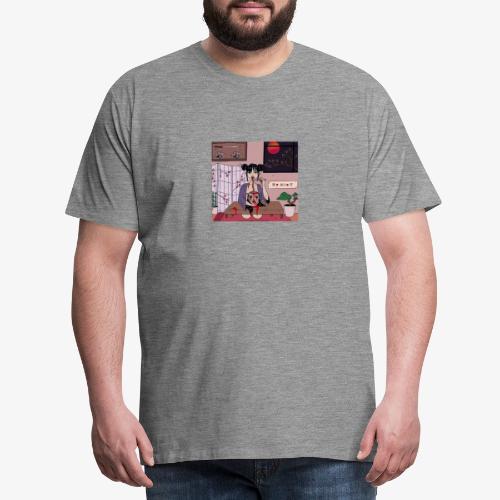 Head loss - Men's Premium T-Shirt
