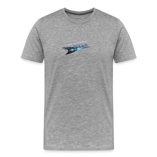 Schifflogo - Männer Premium T-Shirt