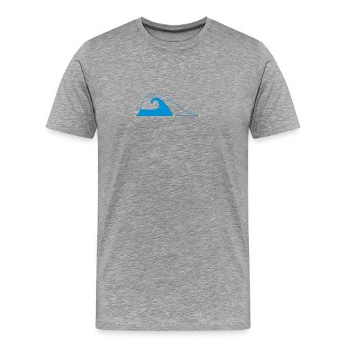 Gravity Flow - Men's Premium T-Shirt