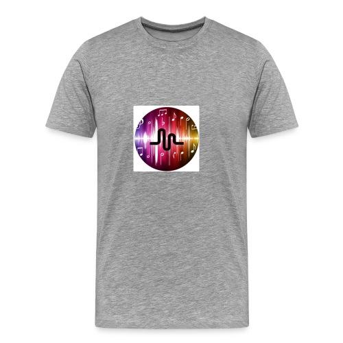 721689d187bfa32e18df03a312f6f053 musical ly tips - Mannen Premium T-shirt