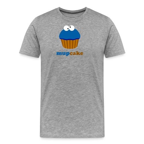 mupcake koekiemonster - Mannen Premium T-shirt