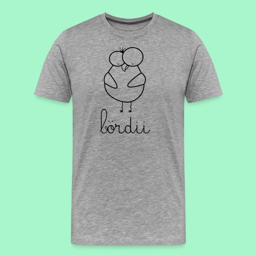 boerdii - Männer Premium T-Shirt