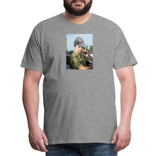 Detektiv Laurin - Männer Premium T-Shirt