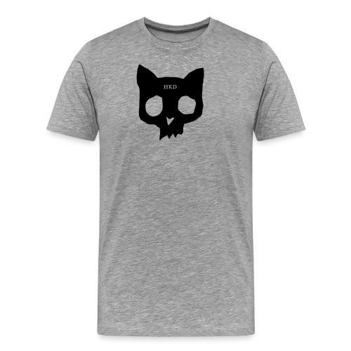 Car skull - Men's Premium T-Shirt