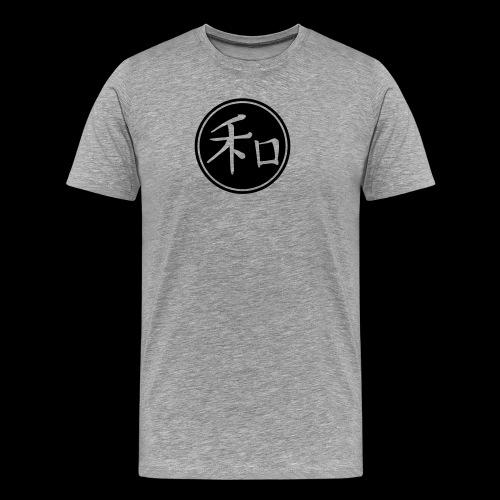 Peace - chinese sign - Männer Premium T-Shirt