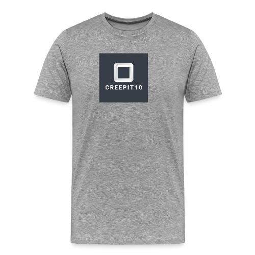 creepit10 - Maglietta Premium da uomo