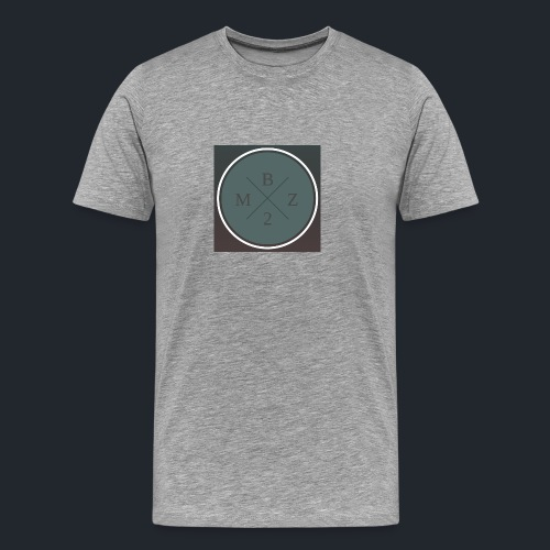 Bmz2 desing png - Männer Premium T-Shirt