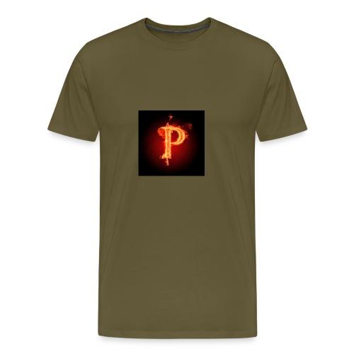 Power player nuovo logo - Maglietta Premium da uomo