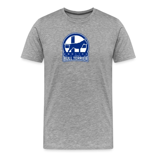 Bull Terrier Finland - Männer Premium T-Shirt