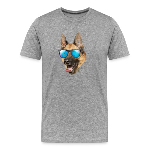trimgermanshepherd - Camiseta premium hombre