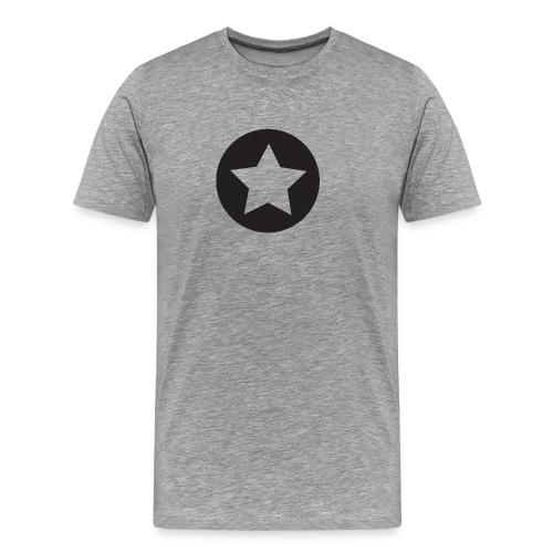 Der Stern - Männer Premium T-Shirt