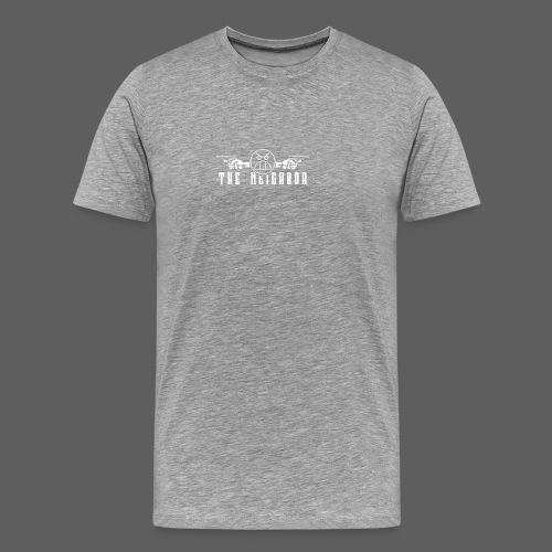 THE NEIGHBOR - Mannen Premium T-shirt