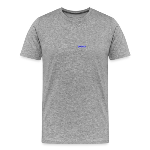 GG12 - Men's Premium T-Shirt