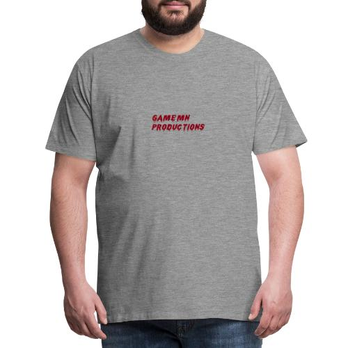 game MN productions (Blood Style) - Männer Premium T-Shirt