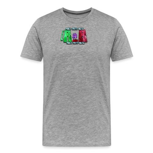 RubyBlaze YT OFFICIAL MERCHANDISE - Premium-T-shirt herr