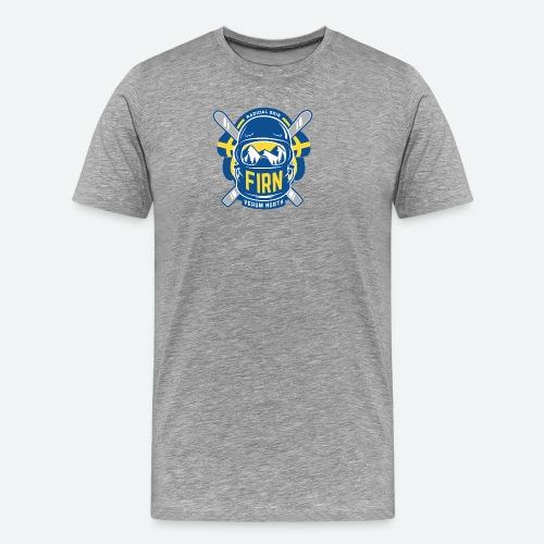 FIRN - Premium-T-shirt herr