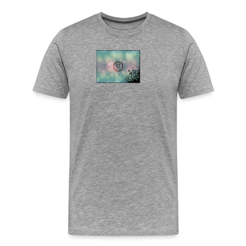 Llama Coin - Men's Premium T-Shirt