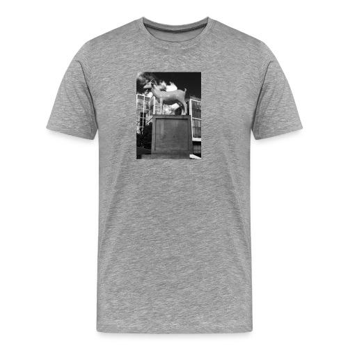 Ged tee - Herre premium T-shirt