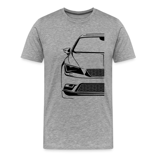 CAR-F-0101020-000-100-0 - Männer Premium T-Shirt