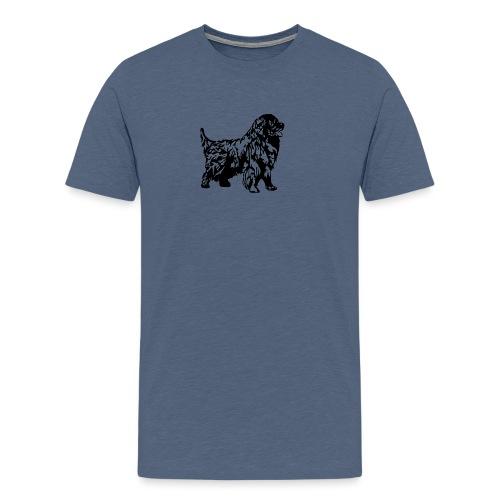 Neufundländer - Männer Premium T-Shirt