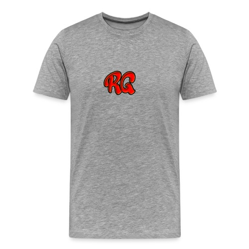 Rik Gaming - Mannen Premium T-shirt