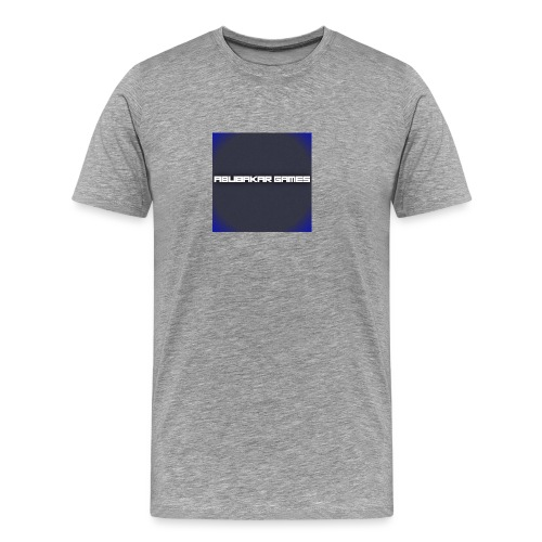 backgrounder 6 - Men's Premium T-Shirt