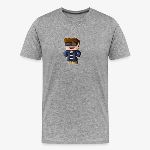 Mr Avatar - Men's Premium T-Shirt