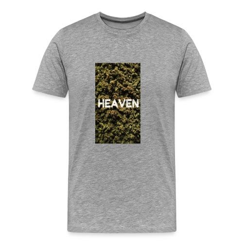 4881981 15360216 weed1 orig - Männer Premium T-Shirt