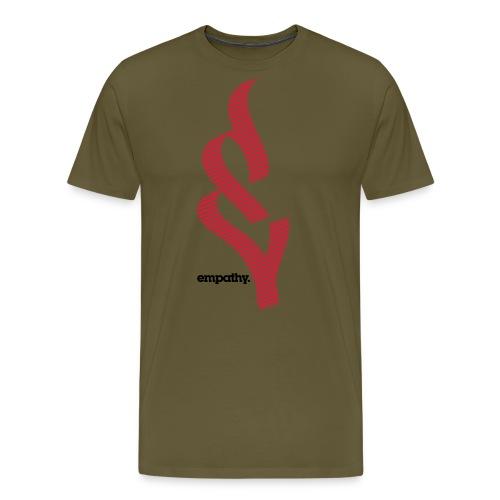 empathy e2 - Koszulka męska Premium
