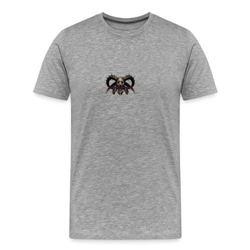 new live gaming stream master logo - Men's Premium T-Shirt
