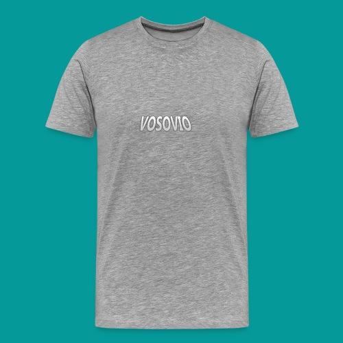 Vosovio Logo - Men's Premium T-Shirt