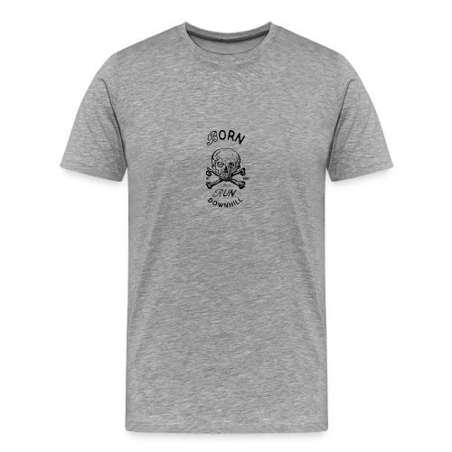 BORN_TO_RUN - Camiseta premium hombre