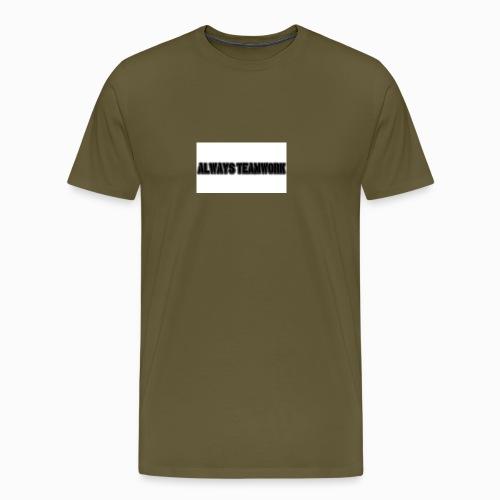 at team - Mannen Premium T-shirt