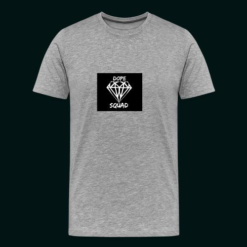 Dope Squad dames zwart - Mannen Premium T-shirt