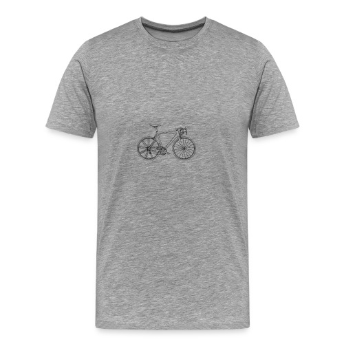 Bike - Mannen Premium T-shirt