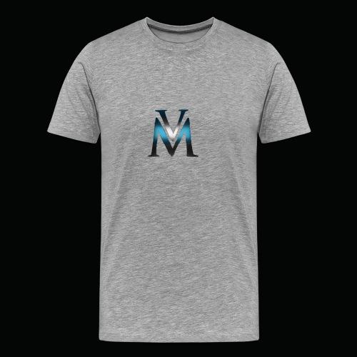 Viaman stoffveske - Premium T-skjorte for menn