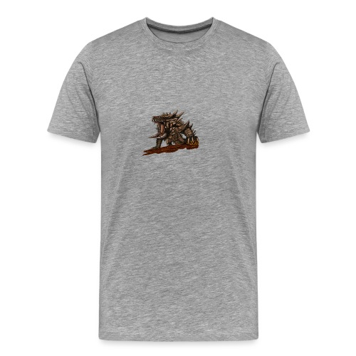 Monster Hunter - Akantor - Men's Premium T-Shirt