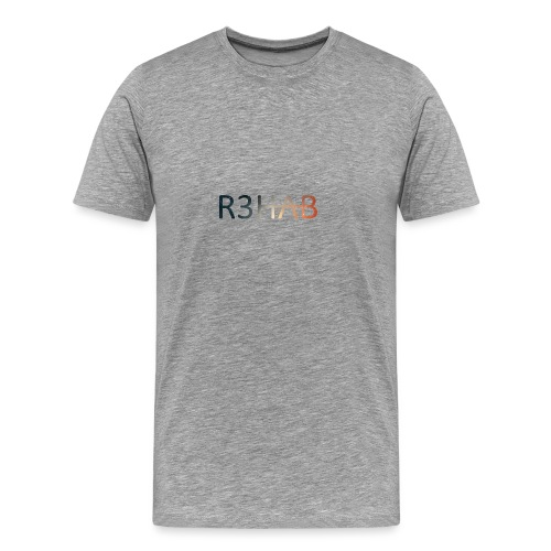 R3hab Stars - Premium T-skjorte for menn