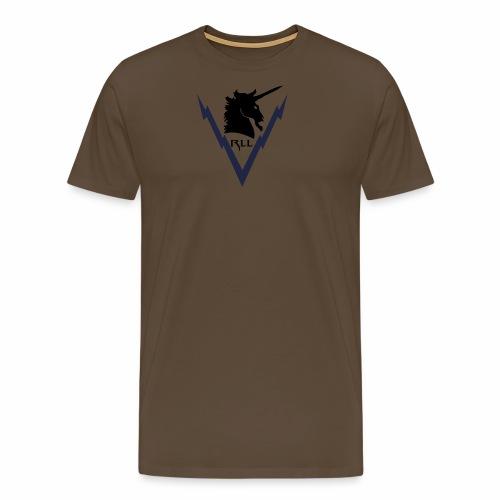 Brand RLL Color - Maglietta Premium da uomo