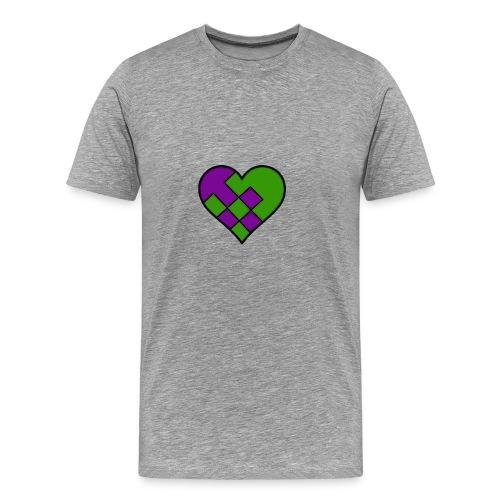 reecewHeart - Men's Premium T-Shirt