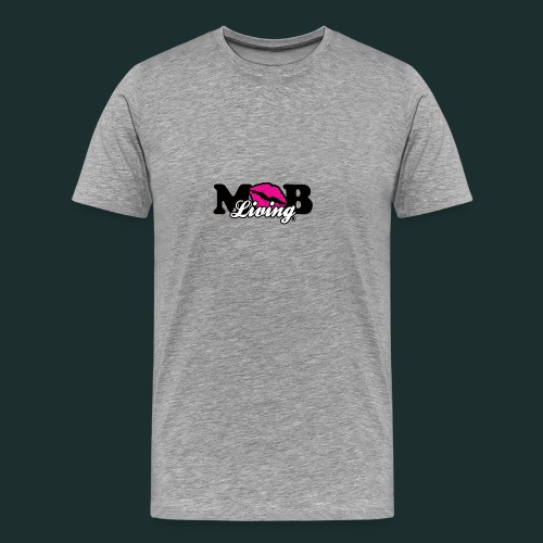 mob-gif - Mannen Premium T-shirt
